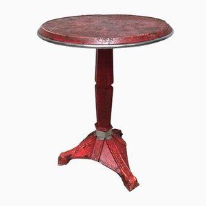 Table de Bistrot Antique