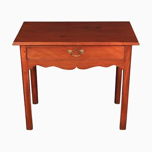 Antique Georgian Mahogany Side Table