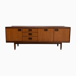 Vintage Sideboard aus Teak von William Lawrence of Nottingham, 1960er
