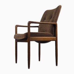 Vintage Armlehnstühle von Thonet, 1970er, 2er Set