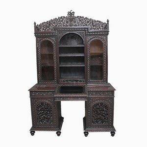 19th-Century Anglo-Indian Secretaire
