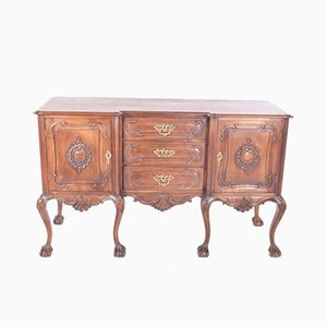 Antique Portuguese Sideboard