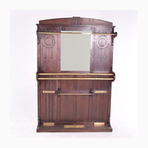 Antique Snooker Clubs Stand