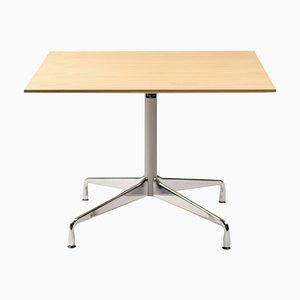 Tisch mit segmentiertem Gestell von Charles & Ray Eames für Vitra, 1990er
