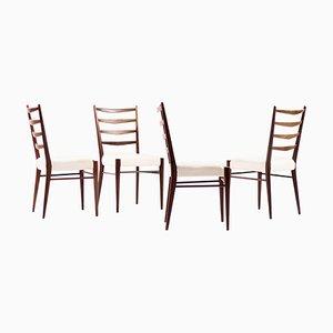 Chaises de Salle à Manger Modèle ST09 par Cees Braakman pour Pastoe, 1960s, Set de 4