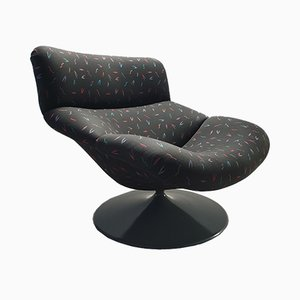 Swivel F518 Lounge Chair by Geoffrey Harcourt for Artifort, 1979