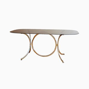 Vintage Dining Table by Gastone Rinaldi for Rima, 1970s