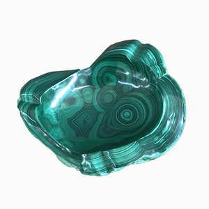 Vintage Malachite Ashtray