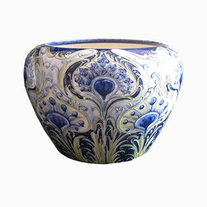 Antique Jardiniere by Moorcroft for Florian Ware