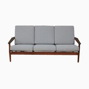 Niederländisches 3-Sitzer Sofa, 1960er