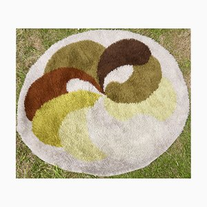 Rainbow Wool Rug from Desso, 1970s