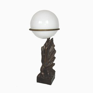 Modernist Lamp, 1950s