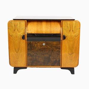 Mueble con tocadiscos de Supraphon, 1958