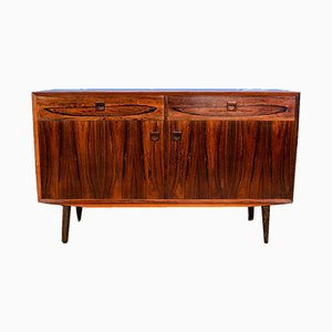 Mid-Century Danish Rosewood Sideboard by Eric Brouer for Brouer Møbelfabrik