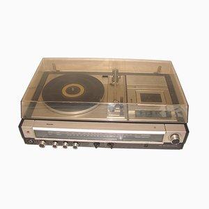 Tocadiscos vintage de Philips, años 70