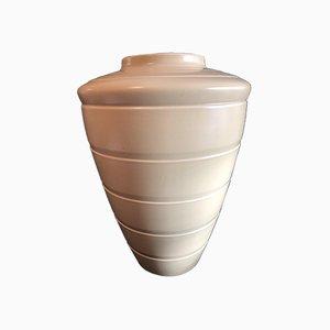 Große Vintage Shoulder Vase von Keith Murray für Wedgwood