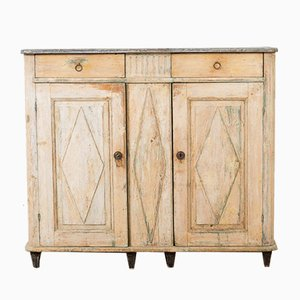 Gustavian Period Swedish Sideboard, 1800s