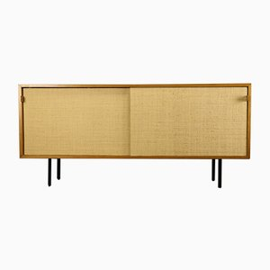 Credenza vintage minimalista di Florence Knoll per Knoll International