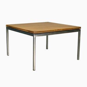 Mesa auxiliar minimalista vintage de Florence Knoll para Knoll International, años 60