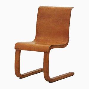 Modell 21 Stuhl von Alvar Aalto für Huonekalu-ja Rakennustyötehdas Oy Turku, 1933, 2er Set