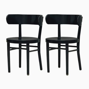 W1 Chairs by Werner West for Wilhelm Schauman Ltd., 1930s, Set of 2