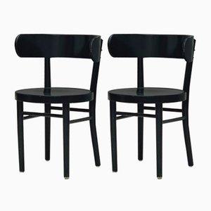 W1 Stühle von Werner West für Wilhelm Schauman Ltd., 1930er, 2er Set