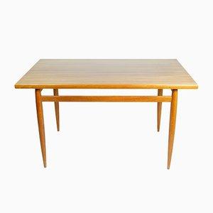 Mesa de comedor de caoba de Miroslav Navratil, años 60