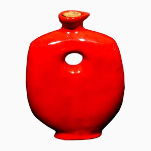 Vase Mid-Century en Céramique par Robert & Jean Cloutier, 1960s
