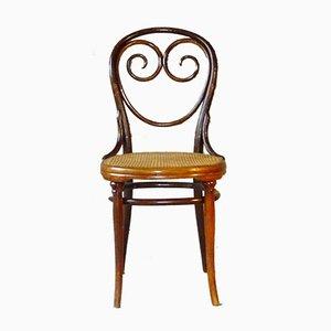 Antiker Nr. 2 Stuhl von Gebruder Thonet, 1890er