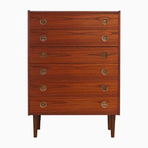 Vintage Rosewood Chest of Drawers