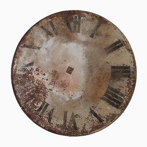 Antikes Glockenturm-Zifferblatt
