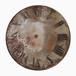 Cadran d'Horloge Antique
