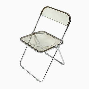 Pia Folding Chair by Giancarlo Piretti for Castelli, 1970s