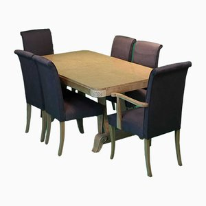 Art Deco Dining Set by Ray Hille