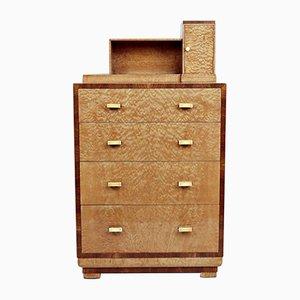 Cassettiera Art Deco di Bath Cabinet Makers