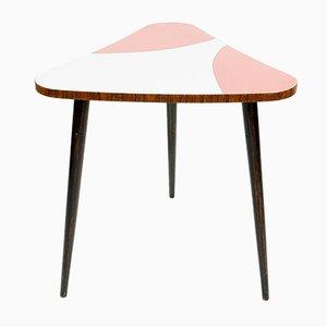Table d'Appoint Trépied Vintage, 1950s