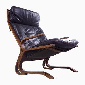 Sessel von Oddvin Rykken für Rykken & Co, 1970er