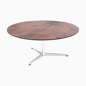 Rosewood Coffee Table by Arne Jacobsen for Fritz Hansen, 1960s