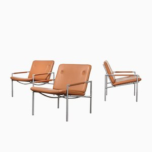 SZ03 Sessel von Martin Visser für 't Spectrum, 1969, 3er Set
