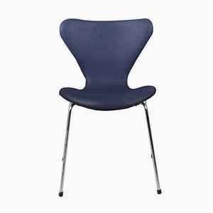 Sedia da pranzo Syveren nr. 3107 di Arne Jacobsen per Fritz Hansen, anni '60