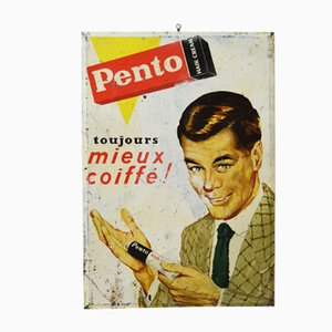 Pento Advertising Sign, 1950s