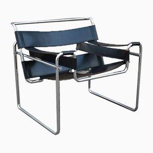 Chaise Wassily par Marcel Breuer pour Bononia