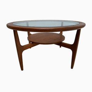 Table Basse Vintage en Teck de Stonehill