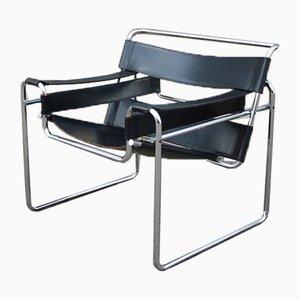 Chaise Wassily Vintage par Marcel Breuer pour Bononia