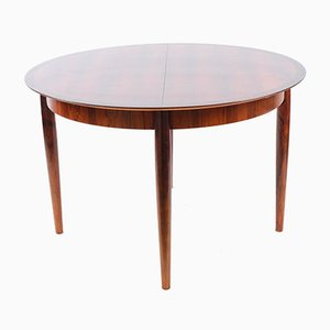 Vintage Extendable Dining Table from Lübke