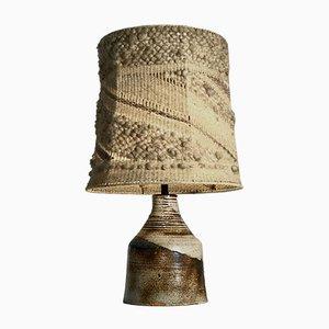 Brutalist Table Lamp from La Borne, 1970s