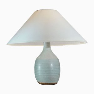 Ceramic Table Lamp from Drillon, 1950s