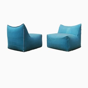 Le Bambole Series Armchairs by Mario Bellini for B&B Italia, 1972, Set of 2