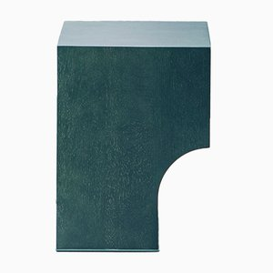 Sgabello Arch 01.1 verde di Sam Goyvaerts per barh.design