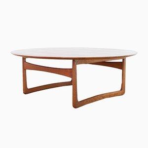 Tavolino da caffè Mid-Century di Peter Hvidt & Orla Mølgaard-Nielsen per France & Daverkosen